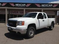 2010 GMC Sierra 2500 AUT0 4WD EXTENDED CAB