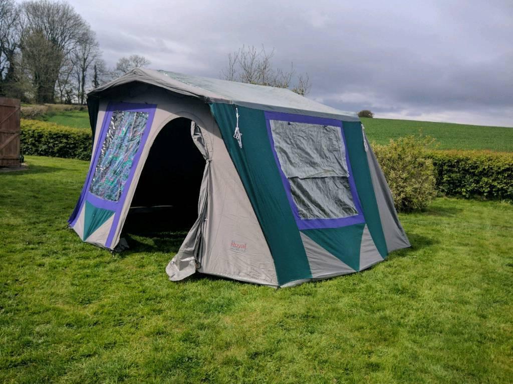 Royal Camping Traveller 2 Drive-away Awning | in Newport ...