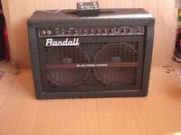 Randell 235 Stereo Chorus Guitar Amplifier