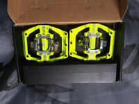 HT X2 clipless MTB pedals