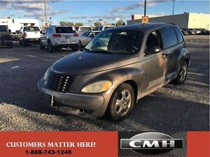 2002 Chrysler PT Cruiser LIMITED LEATH AUTO (AS TRADED UNCERTIFI
