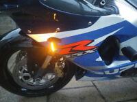 Motorbike LED Turn Signals KTM Triumph R1 R6 GSF Bandit SV650 YZF MT09 50cc 125cc 600cc 750cc