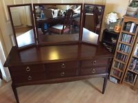 Second hand dressing table, good quality