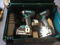 Brand new 18v makita twin pack