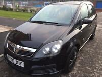 2006 VAUXHALL ZAFIRA LIFE 1.6 PETROL 7 SEATS FULL VAUXHALL DEALER SEVICE HISTORY ONE FORMER KEEPER**
