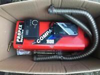 Propex gas heater