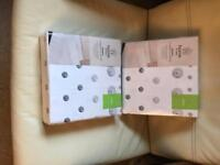 2 New Homebase 100% Cotton King Size Duvet Sets