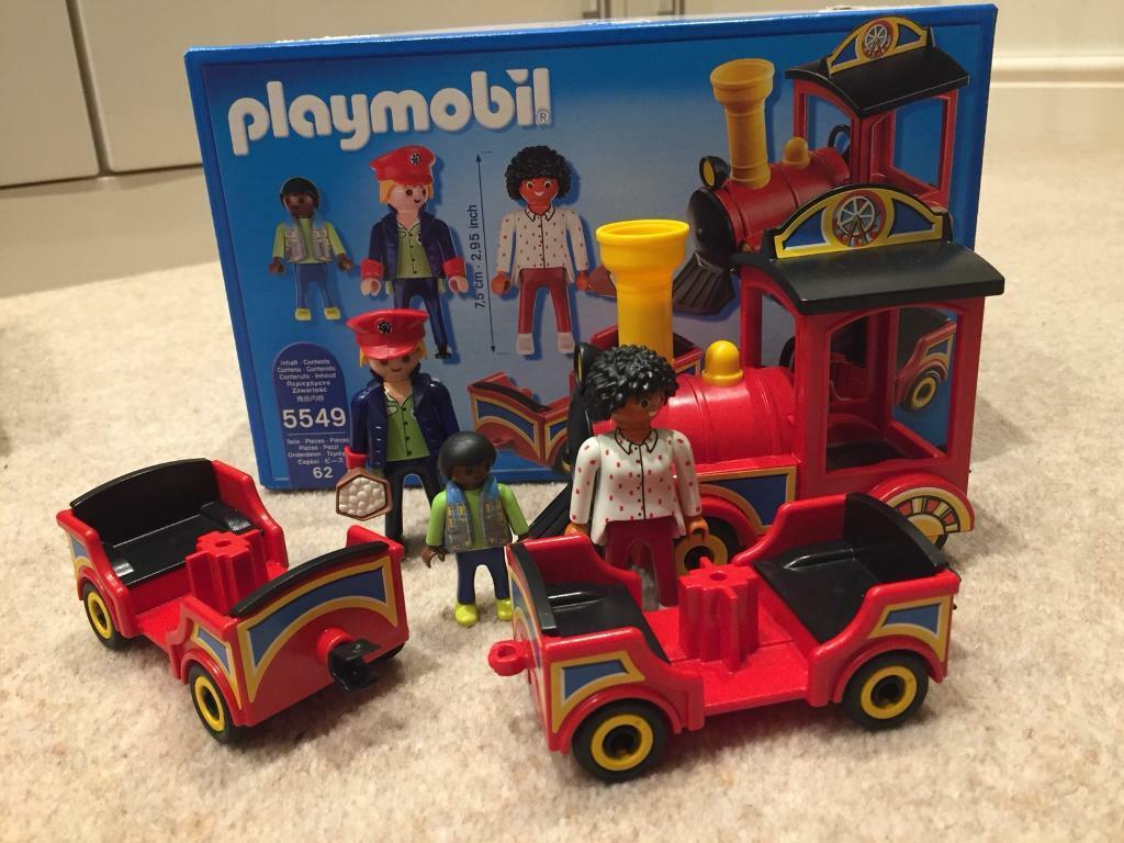 Playmobil 5549 tourist train