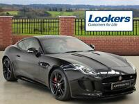 Jaguar F-TYPE V6 S (black) 2016-07-20