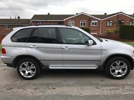 BMW x5 3.0d msport auto