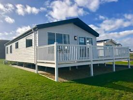 NEW WILLERBY CLEARWATER LODGE FOR SALE CRIMDON DENE HOLIDAY PARK NORTHEAST COAST STATIC CARAVAN