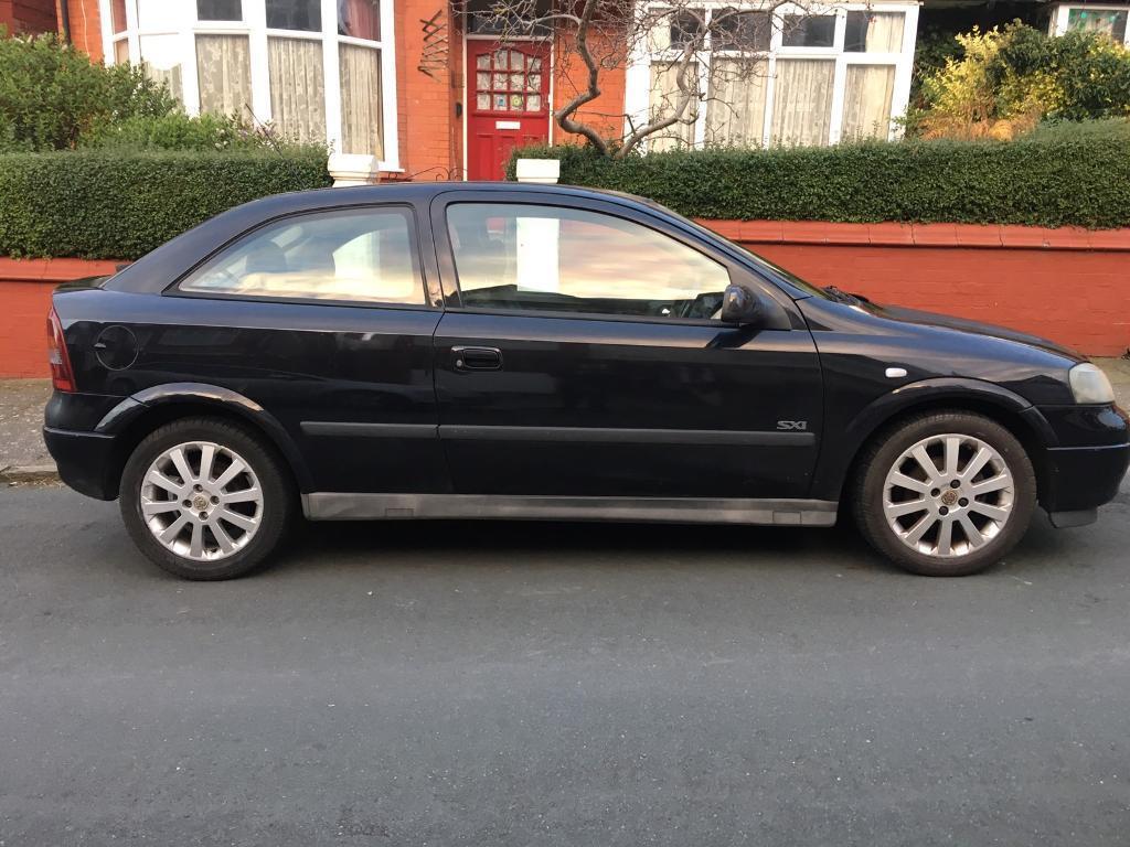 Vauxhall Astra SXI 16V 3 door hatchback low mileage