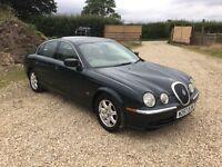 Jaguar S type 3.0 V6 Manual not XJ6 xj8 Xk8 XKR sovereign X type rover 75 Lexus gs300 is200 mercedes
