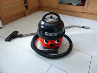 Twin Speed Henry Vacuum cleaner in excellent condition.