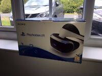 Sony PlayStation VR with move controllers