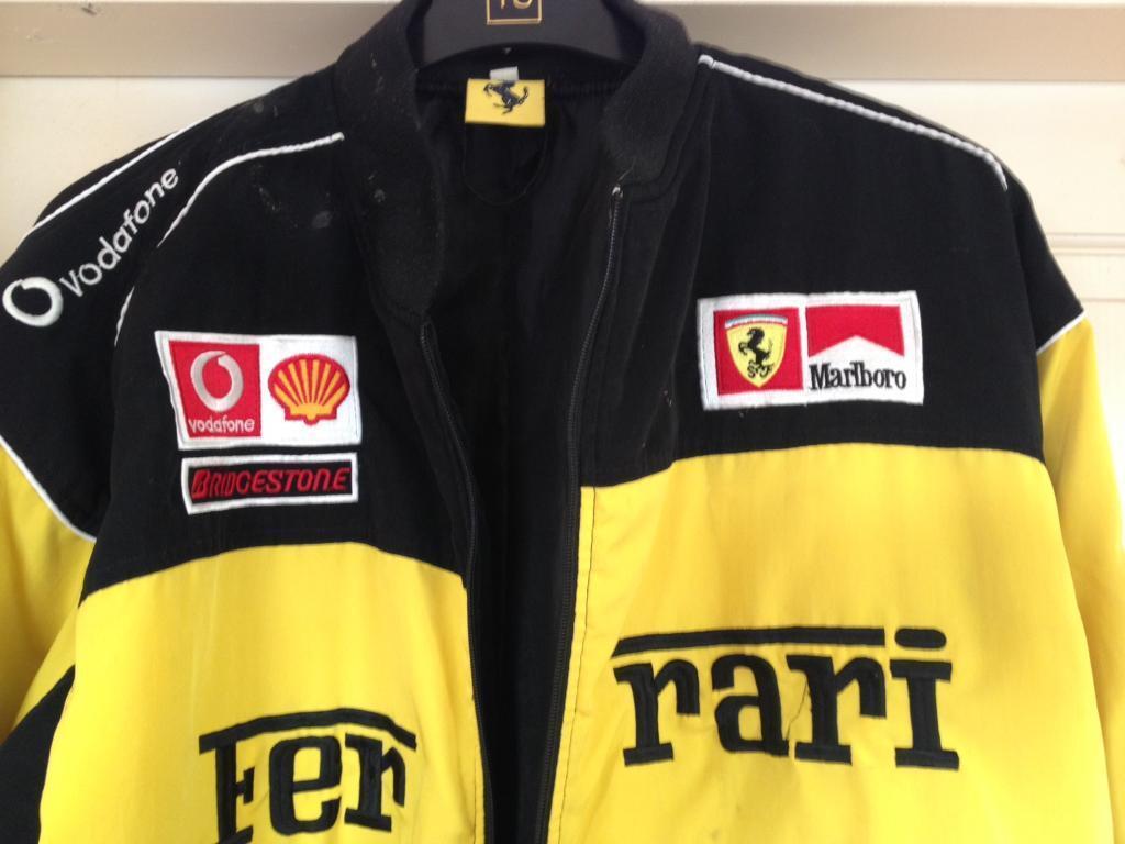 Vintage Ferrari Schumacher F1 jacket | in Cottingham, East Yorkshire
