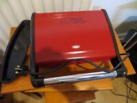 Unused George Foreman Grill - Great condition
