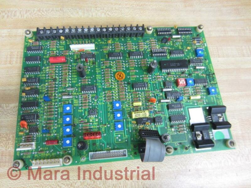 Dynamatic 15-575-2 Circuit Board 155752