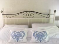 King size headboard . Excellent condition.