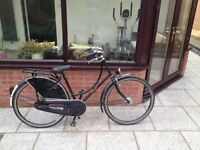 Crown Dutch Ladies Shopping Bike