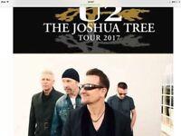 U2 ticket X1 GOLDEN CIRCLE AREA ** PITCH 2 ** Dublin 22nd July