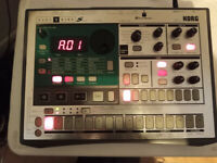 Korg Electribe ES-1 Rhythm Production Sampler.
