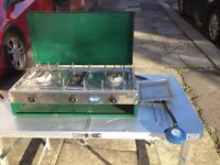 Two ring gas cooker