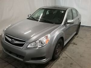 2011 Subaru Legacy 2.5 i Convenience Package