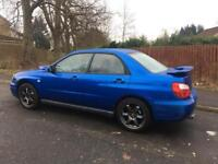 Subaru WRX Impreza Turbo (2004) £2975 NO MORE TIMEWASTERS ! Possible Swap/PX