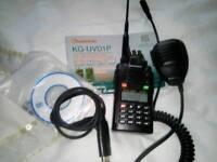 Wouxon KG-UVD1P DUAL BAND RADIO 4M/2M
