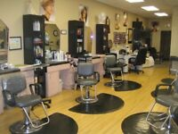Self Employed hair stylist and beauticians. Fallowfield busy main road.