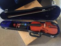 Perfect beginners violin - The Stentor