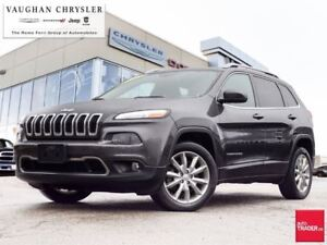 2017 Jeep Cherokee Limited *Leather * Clean Carproof
