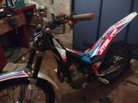 Jotagas 250 trials bike