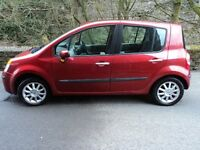 RENAULT MODUS 1.4 16V DYNAMIQUE 2005 TEB76 RED WHEELNUT **BREAKING FOR PARTS**