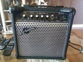 15 watt guitar amp