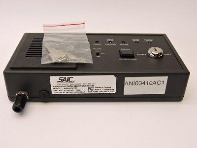 Saic Radiation Portal Monitor System 417023-001 Annunciator New
