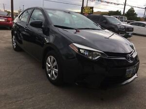 2014 Toyota Corolla LE/LOW, LOW KMS/ CLEAROUT !/ PRICED FOR AN I Kitchener / Waterloo Kitchener Area image 12