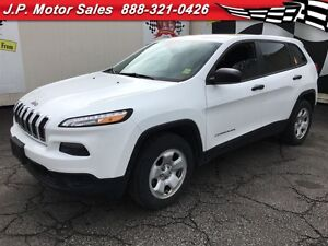 2014 Jeep Cherokee Sport, Automatic, Steering Wheel Controls