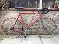 Peugeot Vintage Retro Single Speed Road Bike 23 Inch Frame Excellent Condition