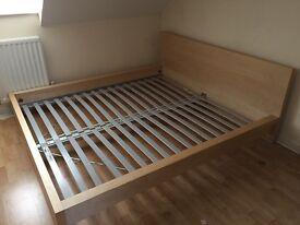 Ikea Malm Super King Bed