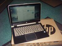 HP PAVILION X360 13-U063NA TOUCHSCREEN LAPTOP,