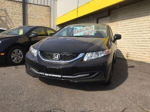 2013 Honda Civic DX (M5)