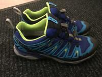 Salomon hiling shoes