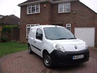 2012 (62 Plate) RENAULT KANGOO 1.5 DCI 1 OWNER FROM NEW