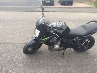 Kawasaki ER 650 A8f for sale