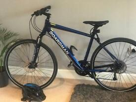 Boardman MTX 8.6 Hybrid Bike - Blue