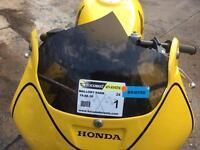 Honda CBR600 track Bike