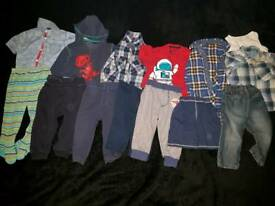 Bundle of Boys 18-24m Clothes