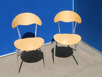 Dwell set of 2 chairs (Delivery)